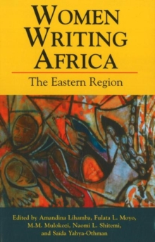 Image for Women writing AfricaVol. 3: The Eastern region