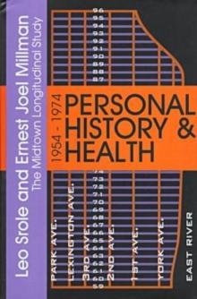 Image for Personal history and health