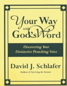 Image for Your Way with God's Word