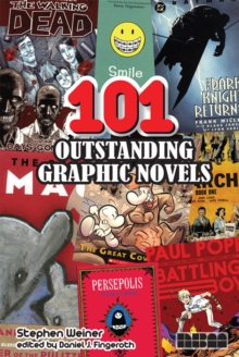 Image for 101 outstanding graphic novels