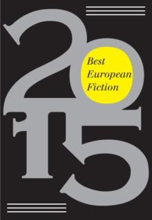 Image for Best European fiction 2015
