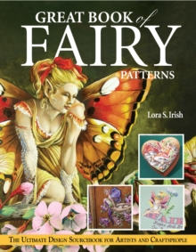 Image for Great book of fairy patterns  : the ultimate design sourcebook for artists and craftspeople