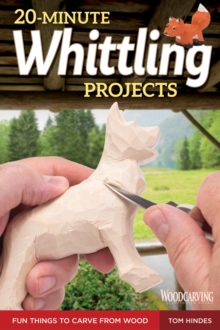 Image for 20-Minute Whittling Projects