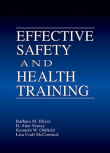 Image for Effective Safety and Health Training
