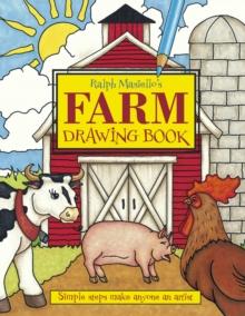 Image for Ralph Masiello's farm drawing book