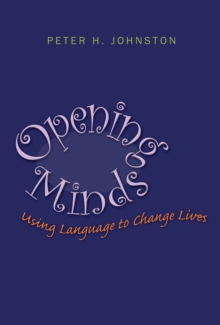 Image for Opening minds  : using language to change lives