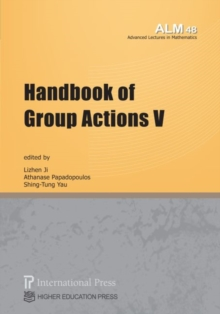 Image for Handbook of Group Actions V