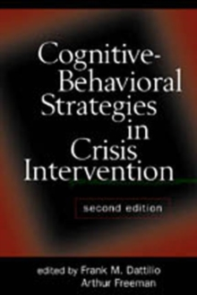 Image for Cognitive-Behavioural Strategies in Crisis Intervention