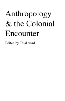 Image for Anthropology & the colonial encounter