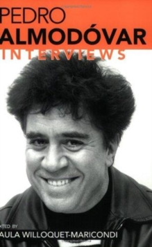 Image for Pedro Almodâovar interviews