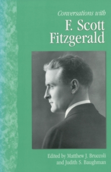 Image for Conversations with F. Scott Fitzgerald