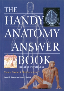Image for The Handy Anatomy Answer Book