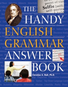Image for The Handy English grammar answer book