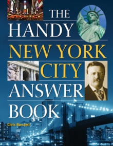 Image for The handy New York City answer book