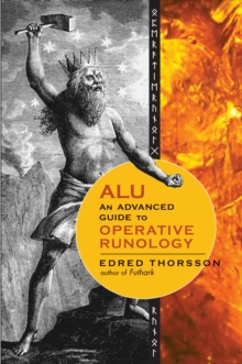 Image for ALU  : an advanced guide to operative runology