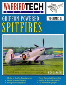 Image for Griffon-powered Spitfires