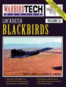 Image for Lockheed Sr-71/Yf-12 Blackbirds