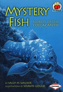 Image for Mystery fish  : secrets of the coelacanth