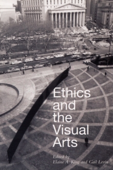 Image for Ethics and the visual arts