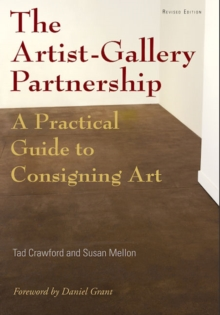 Image for The artist-gallery partnership  : a practical guide to consigning art