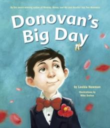 Donovan's big day - Newman, Leslea