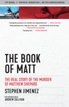 Image for The book of Matt  : the real story of the murder of Matthew Shepard