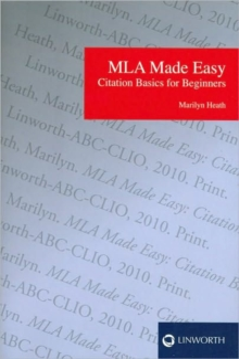 Image for MLA Made Easy : Citation Basics for Beginners