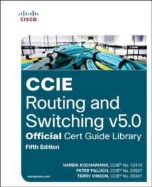 Image for CCIE Routing and Switching v5.0 Official Cert Guide Library