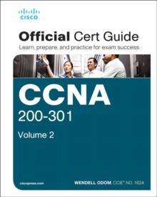 CCNA 200-301 official cert guideVolume 2 - Edgeworth, Brad