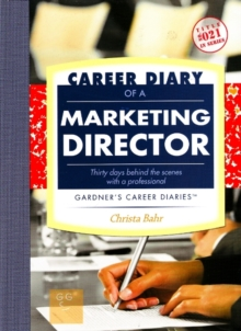 Image for Career Diary of a Marketing Director