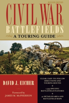 Image for Civil War Battlefields : A Touring Guide