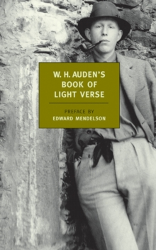 Image for W. H. Auden's Book Of Light Verse
