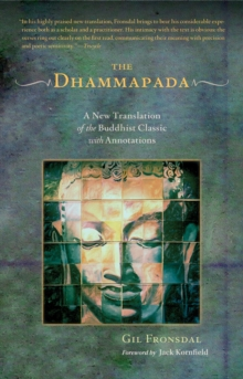 Image for The Dhammapada  : a new translation of the Buddhist classic with annotations