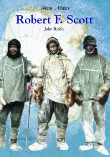 Image for Robert F. Scott - British Explorer of the South Pole