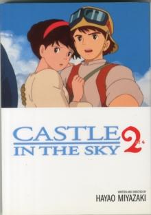 Image for Castle in the Sky Film Comic, Vol. 2