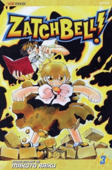 Image for Zatch Bell!Vol. 3