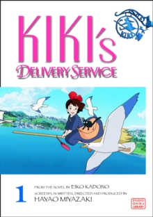Image for Kiki's Delivery Service Film Comic, Vol. 3