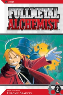 Image for Fullmetal alchemistVol. 2