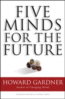 Image for Five minds for the future