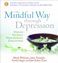Image for The mindful way through depression  : freeing yourself from chronic unhappiness