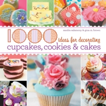 Image for 1000 Ideas for Decorating Cupcakes, Cookies & Cakes