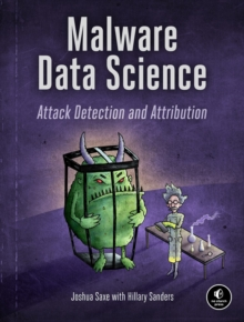 Image for Malware data science  : attack detection and attribution
