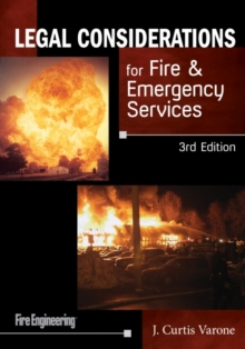 Image for Legal Considerations for Fire & Emergency Services