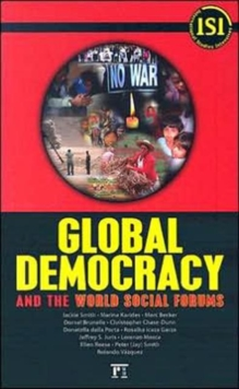 Image for Global Democracy and the World Social Forums
