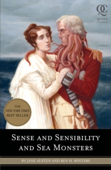 Image for Sense and sensibility and sea monsters