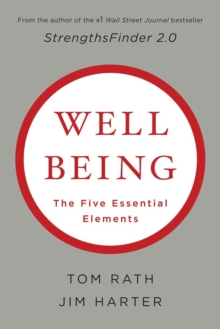 Image for Well-being  : the five essential elements
