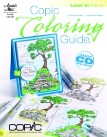 Image for Copic coloring guideLevel 2,: Nature