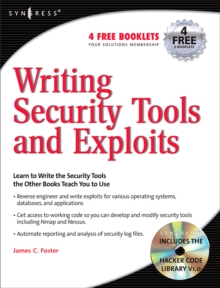 Image for Writing security tools and exploits