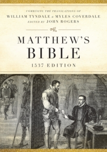 Image for Matthew's Bible