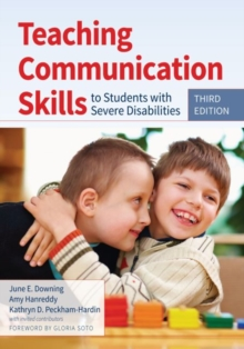 Image for Teaching Communication Skills to Students with Severe Disabilities